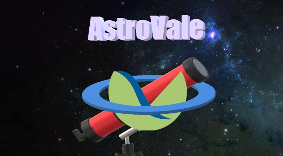 Logo da AstroVale